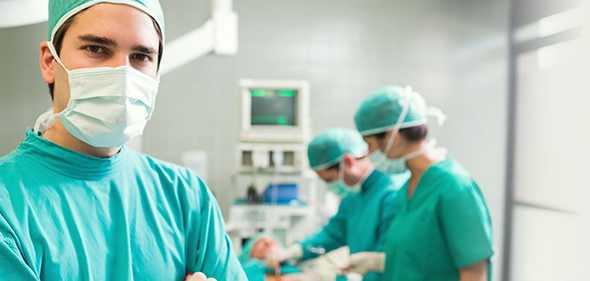 lavoro chirurgo