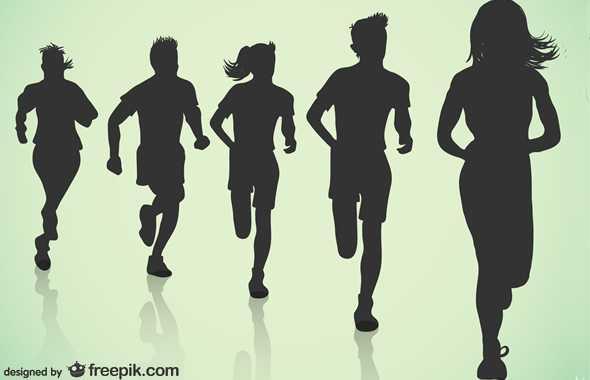corsa allenamento