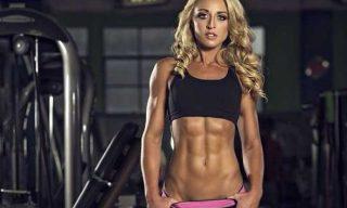 donna muscoli definizione