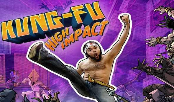 gioco Kung Fu high impact