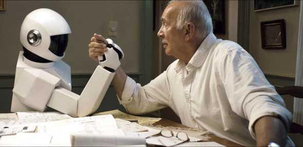 robot braccio di ferro
