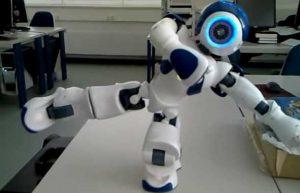 robot taiji