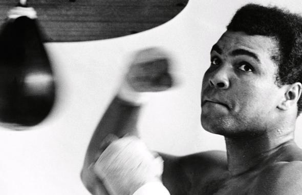 Muhammad Ali arti marziali