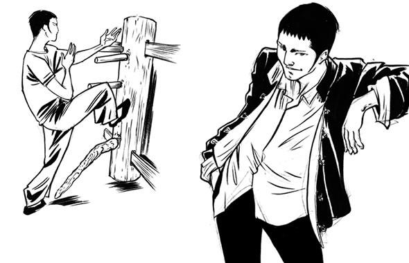 long wei Kung Fu Life numero 12