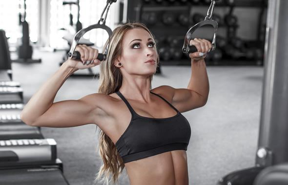 allenamento cavi arti marziali