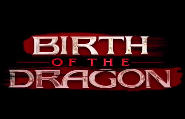 Bruce Lee - birth of the dragon titolo