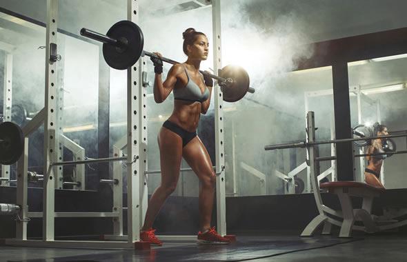 fitness allenamento