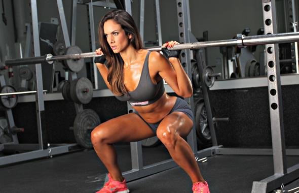allenamento squat