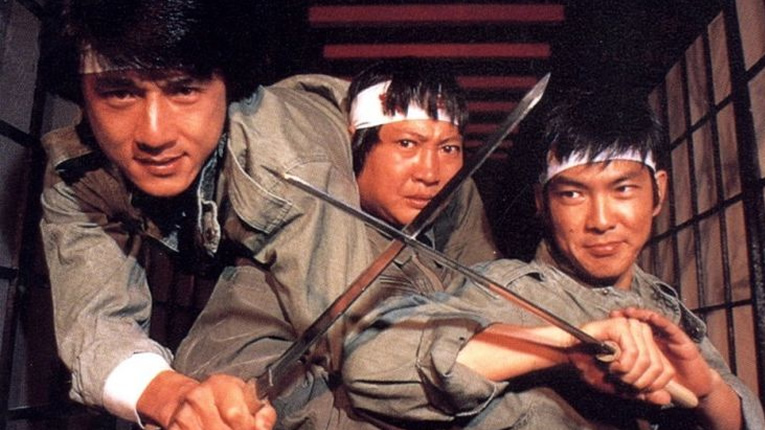 The Three Brothers Jackie Chan