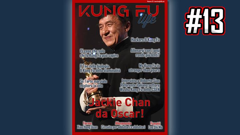 Kung Fu Life Numero 13