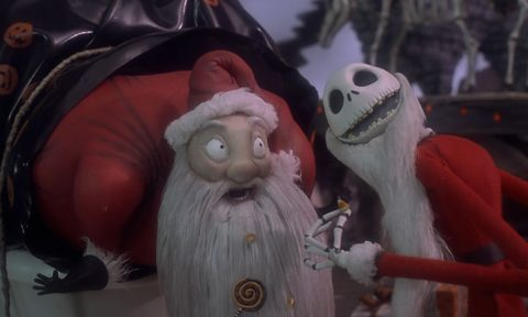 dicembre nightmare before christmas