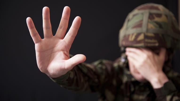PTSD veterani