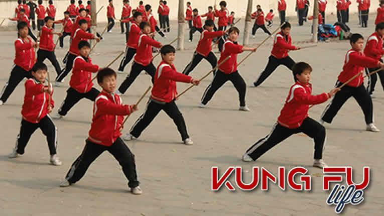 Kung Fu Life Cina scuola wushu