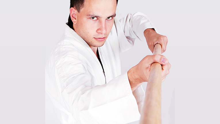 Judo bastone